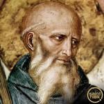 Profile picture of Benedict of Nursia