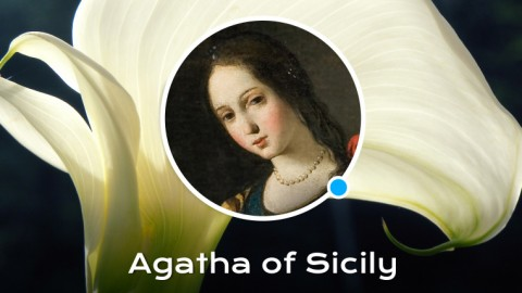 Life of St. Agatha of Sicily