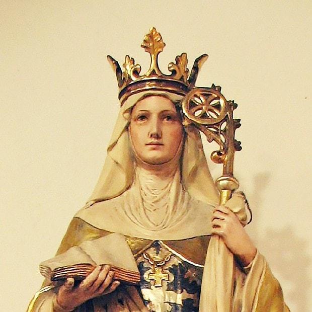 St Etheldreda of Ely