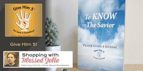 Give Him 5! – Shopping with Blessed Zelie