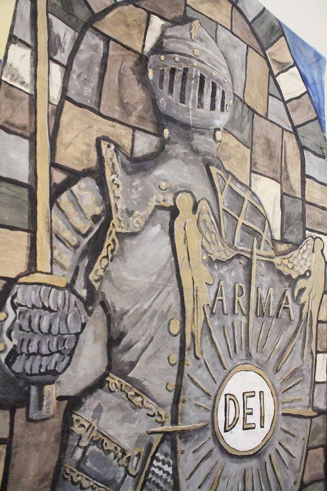 #3 Knight Banner