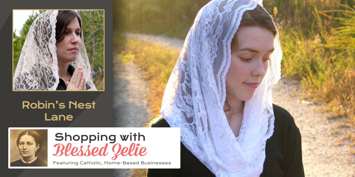 Robin's Nest Lane - Shopping with Blessed Zelie
