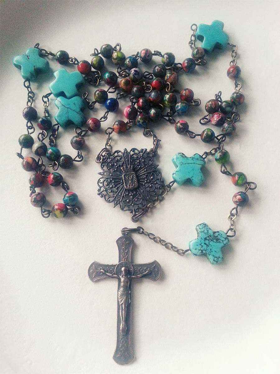 Saint Anne's Rosaries - Shopping with Blessed Zelie