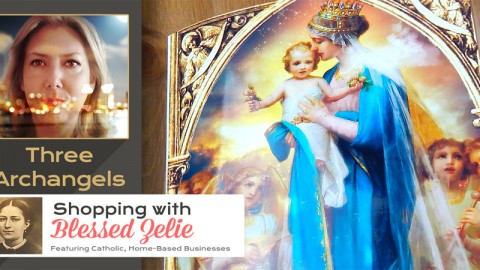 Meet: Three Archangels | Shopping with Blessed Zelie