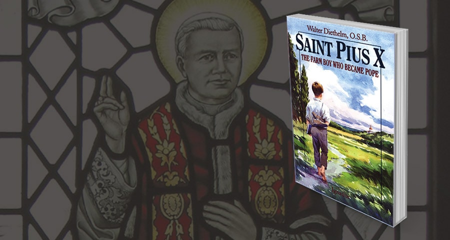 St. Pius X: The Farm Boy Who Became Pope