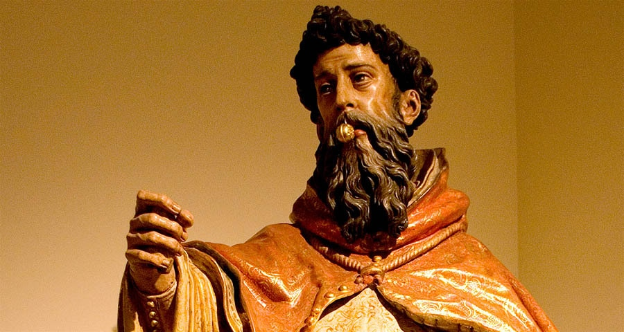 St. Raymond Nonnatus: the Saint who was Never Born
