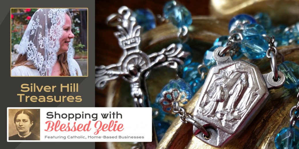 Meet: Silver Hill Treasures - Shopping with Blessed Zelie