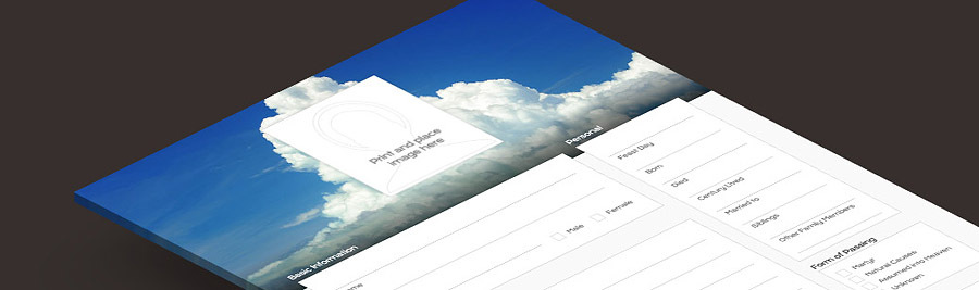 Freebie: Download the 'Build Your Saint Profile' Worksheet - Clouds
