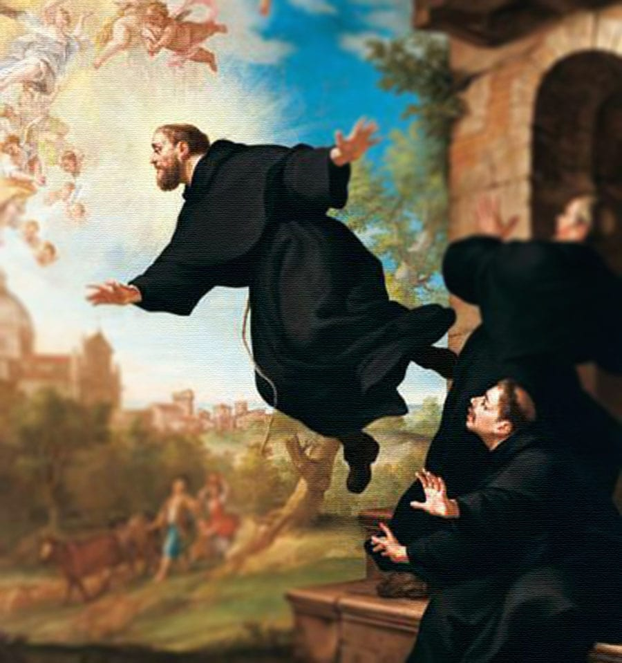 3 September Saints to Read About: Joseph of Cupertino, Matthew the Evangelist & Padre Pio