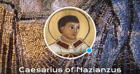 Life of St. Caesarius of Nazianzus