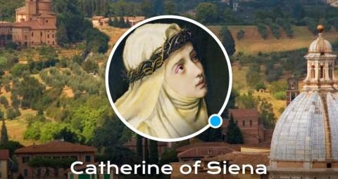 Life of St Catherine of Siena