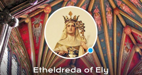 Life of Etheldreda of Ely