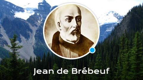 Life of St Jean de Brébeuf