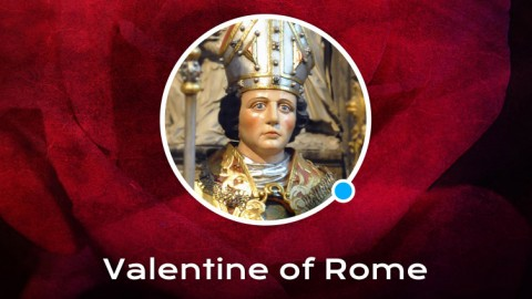 Life of St. Valentine of Rome