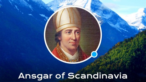 Life of St. Ansgar of Scandinavia