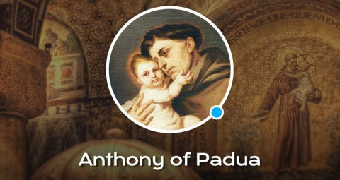 Life of St Anthony of Padua