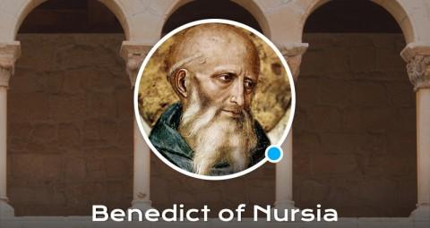 Life of St. Benedict of Nursia