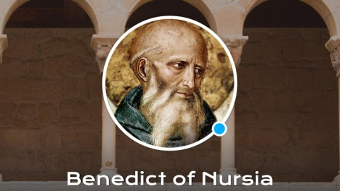 Life of St. Benedict of Nursia