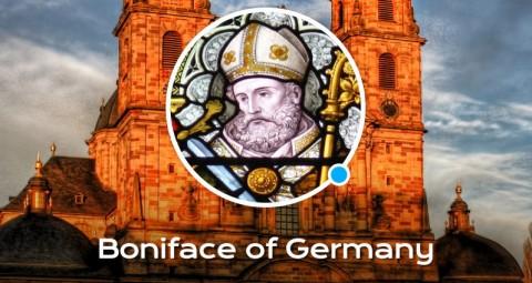 Life of St. Boniface, Apostle of Germany