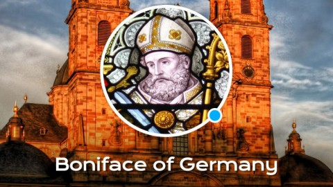 Life of St. Boniface, Apostle of Germany