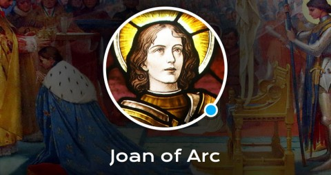 Life of St Joan of Arc